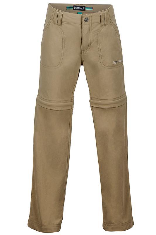 Girl's Lobo's Convertible Pant