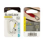 Slidelock Caribiner #2 - Stainless Steel