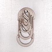 Nite Ize S-Biner #3 - Stainless Steel
