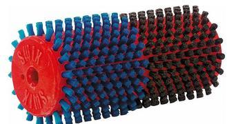 Blue Nylon Roto Brush 100mm