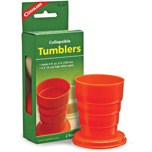 Collapsible Tumblers 2pk
