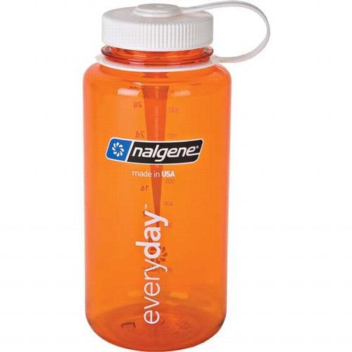 Nalgene Wide Mouth 1q - Orange