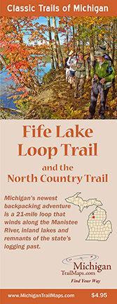 Fife Lake Loop Trail Map & Guide