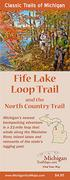 Fife Lake Loop Trail Map & Guide