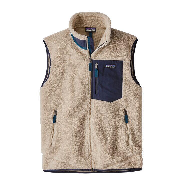 Classic Retro- X Fleece Vest