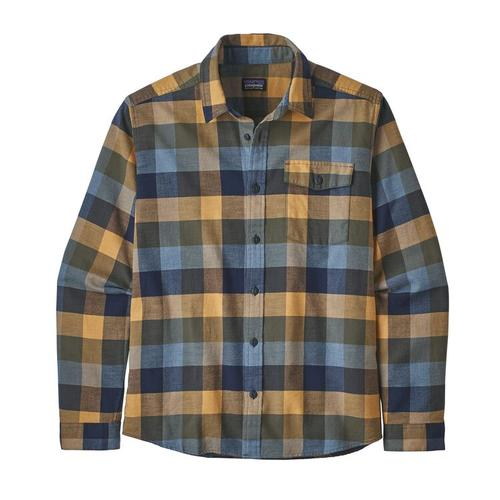 Long- Sleeved Lightweight Fjord Flannel Shirt