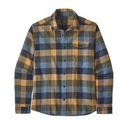 Long-Sleeved Lightweight Fjord Flannel Shirt