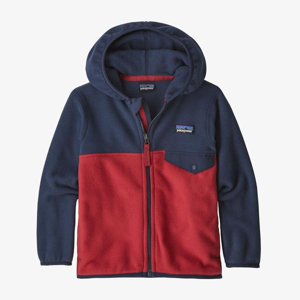 Baby Micro D Snap- T Jacket