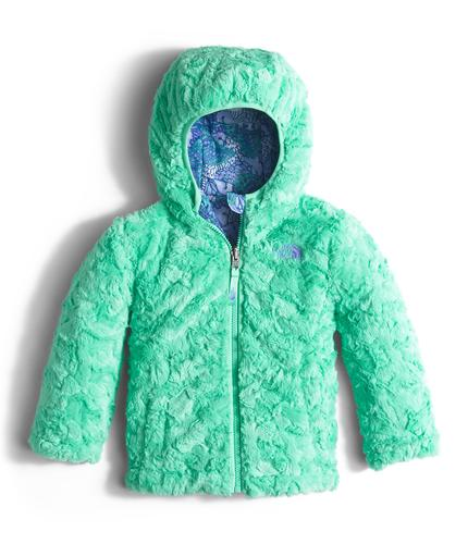 Toddler's Reversible Mossbud Jacket