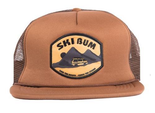 Ski Bum Trucker