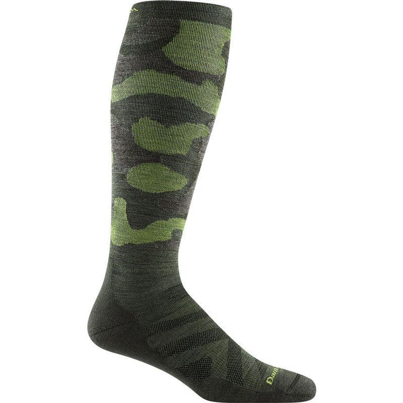 Men's Camo Otc Mid Cushion Lc Sock