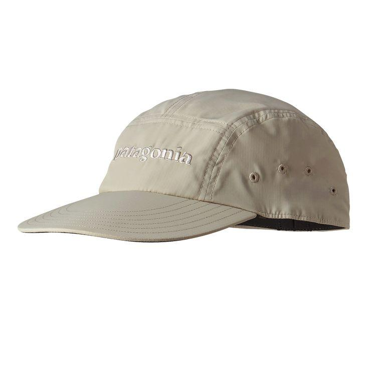 Longbill Stretch Fit Cap