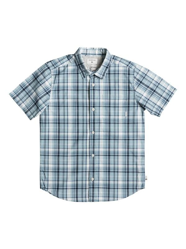 Kid's Everyday Check Short Sleeve Shirt