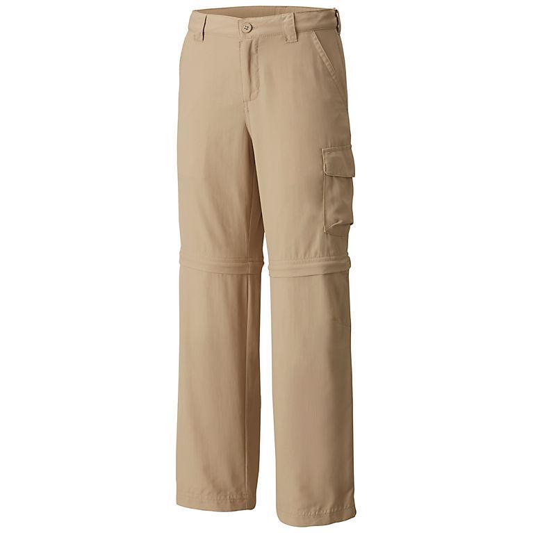 Boys ' Silver Ridge ™ Iii Convertible Pant