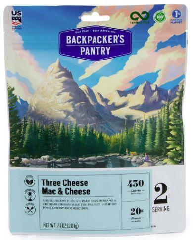 Three Cheese Mac & Cheese (Double Serving)