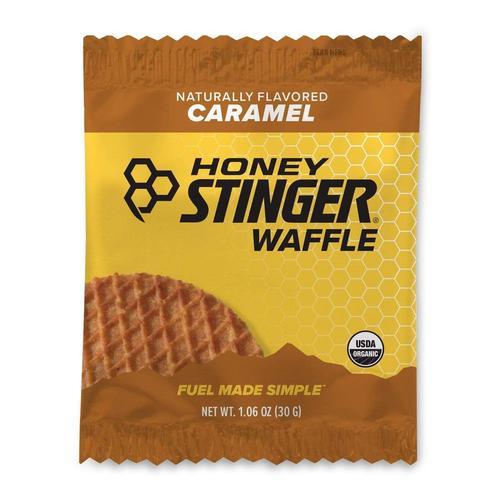 Organic Waffle - Caramel