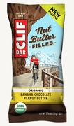 Clif Nut Butter Filled Bar - Banana Chocolate Peanut Butter