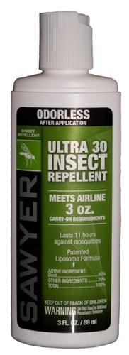 Sawyer Ultra 30 Controlled Release Lotion