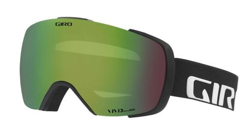 Contact Goggle - Black Wordmark/Vivid Emerald/Vivid Infrared (19/20)