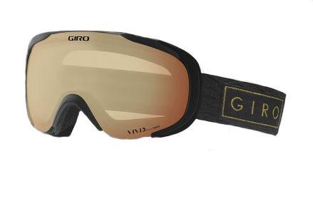 Field Goggle - Black Gold Bar/Vivid Copper/Vivid Infrared