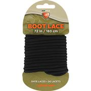 Sof Sole Black Boot Laces - 72