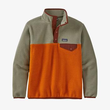 Lightweight Synchilla Snap- T Fleece Pullover