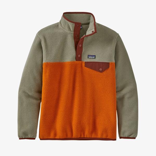 Lightweight Synchilla Snap- T Fleece Pullover