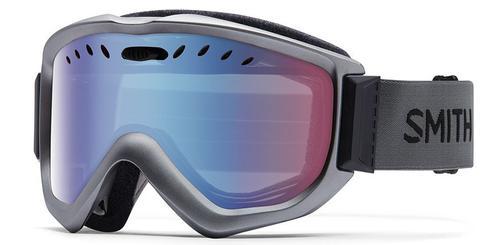 Knowledge Otg Goggle - Graphite/Blue Sensor Mirror (17/18)