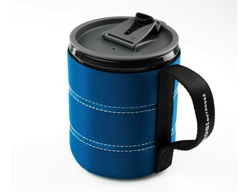 Infinity Backpacker Mug - Blue