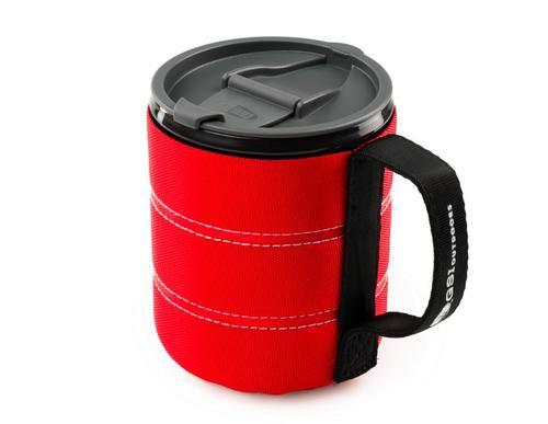 Infinity Backpacker Mug - Red