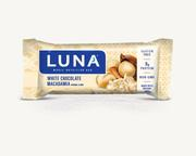 Luna Bar - White Chocolate Macadamia