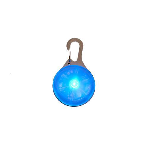 Spotlit Carabiner Light - Blue