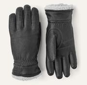 Women's Deerskin Primaloft Glove