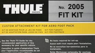 Fit Kit 2005