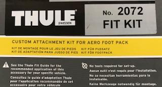 Fit Kit 2072