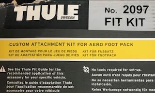 Fit Kit 2097
