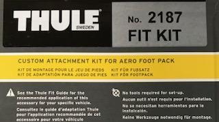 Fit Kit 2187