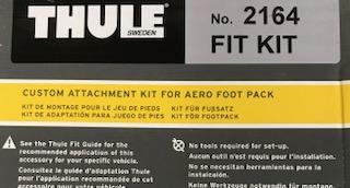 Fit Kit 2164