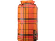 Discovery Dry Bag - 10L Orange Plaid