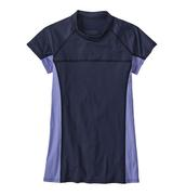 Women's Short Sleeve Micro Swell Rashguard