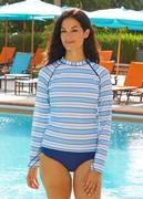 Bikini Bottom - Moroccan Navy Blue