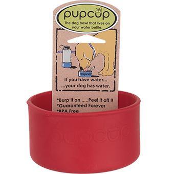 Original Pupcup - Red Rocket