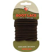 Sof Sole Black/Brown Boot Laces - 72