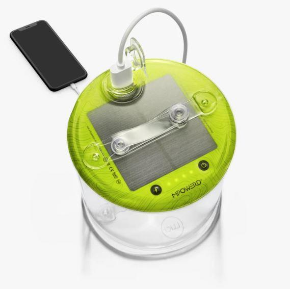 Luci Pro : Outdoor 2.0 - Mobile Charging