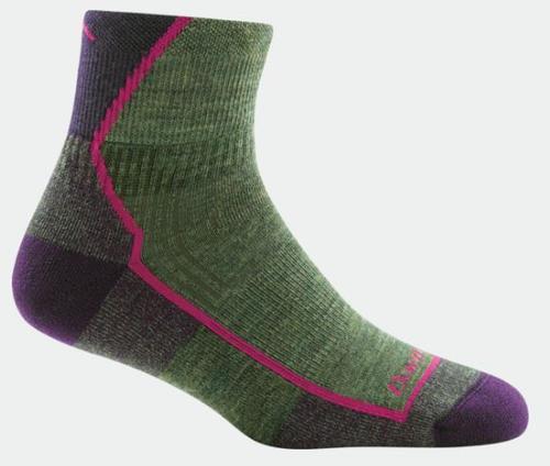 Women's Hiker 1/4 Sock