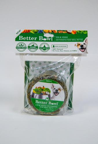Raw Meal Dog Patties