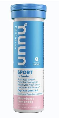 Nuun Sport - Strawberry- Lemonade