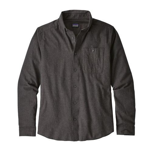 Long- Sleeved Vjosa River Pima Cotton Shirt
