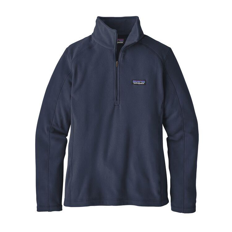 Women's Micro D 1/4- Zip Fleece