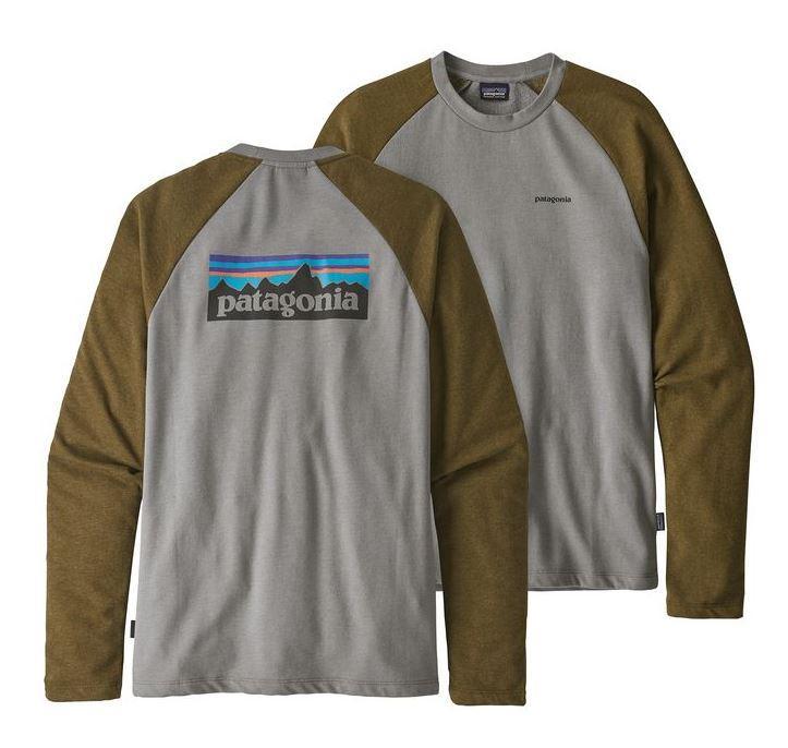 Men's P- 6 Logo Lightweight Crew Sweatshirt